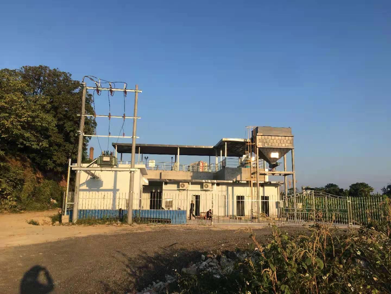 横沥村头应急污水处理项目