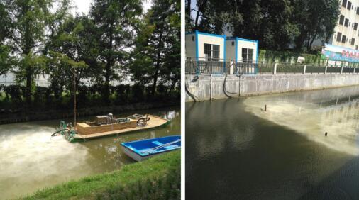 河道治理工程的应用