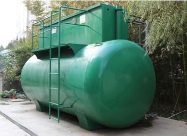 污水一体化治理设备