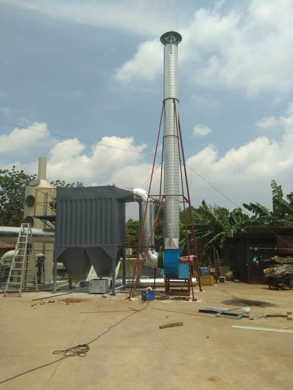 东莞市企浩项目废气治理工程