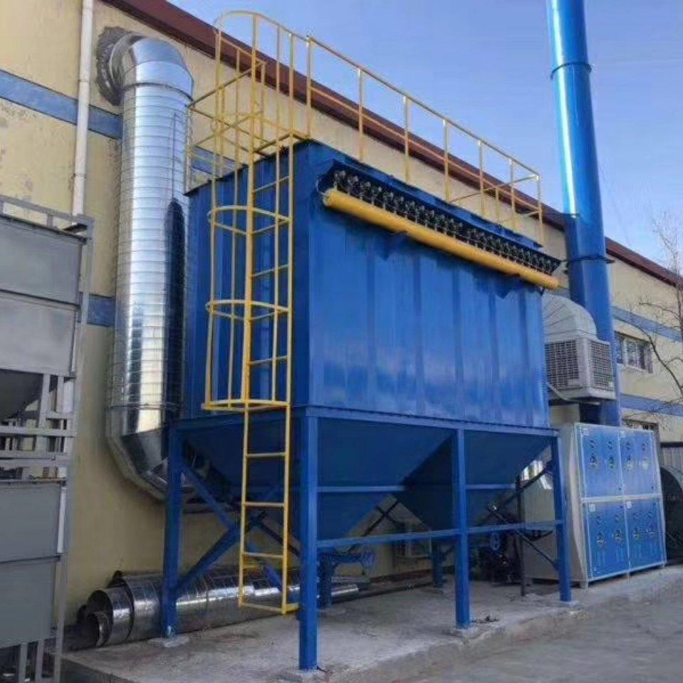 武科环保谈谈除尘器在有色金属行业中的应用