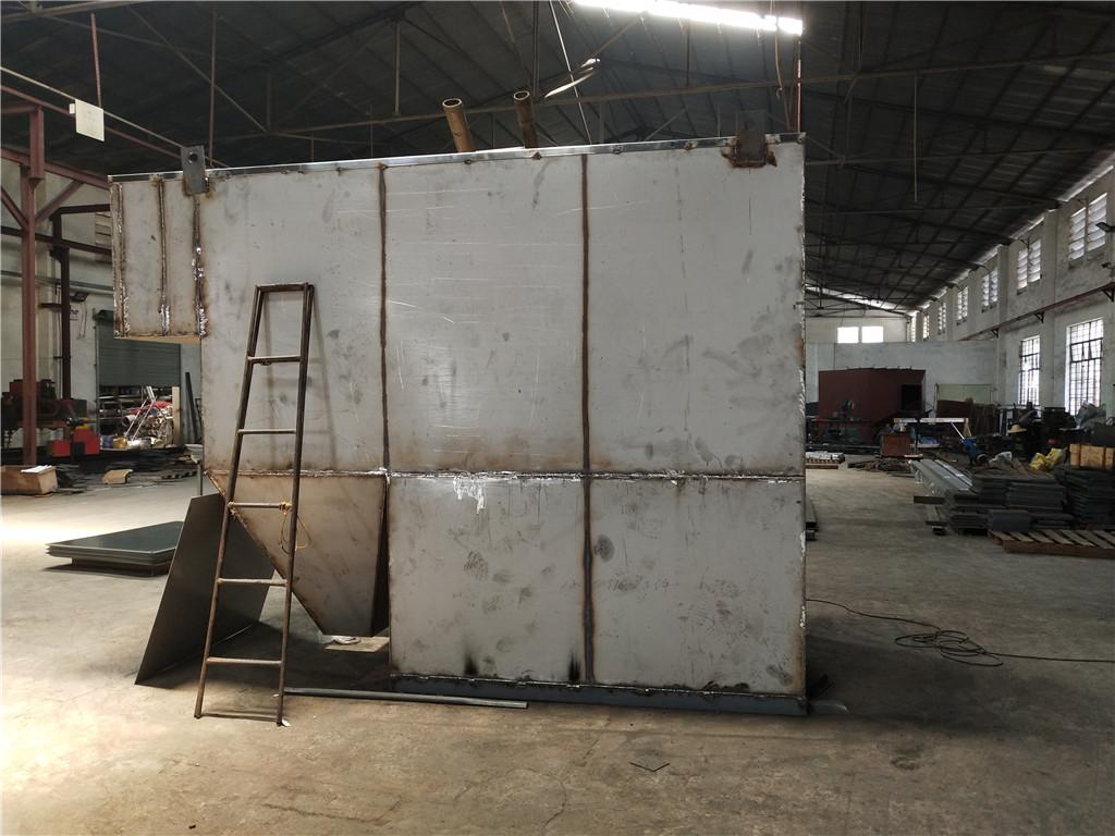 深圳宝裕实业有限公司污水治理工程